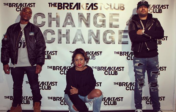 The Breakfast Club Raised Over $700,000 for The Gathering for Justice Organization Through Change 4 Change Radiothon