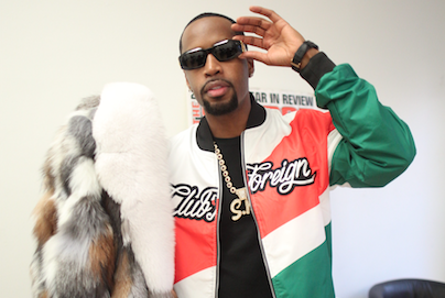 "Safaree Drops the Visuals for ""Sheesh"" off his Mixtape, Fur Coat Vol. 1"