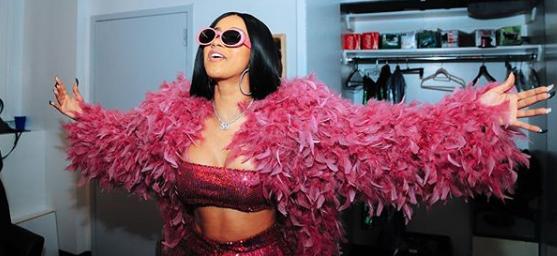"Cardi B's ""Bodak Yellow"" is Now Triple Platinum"