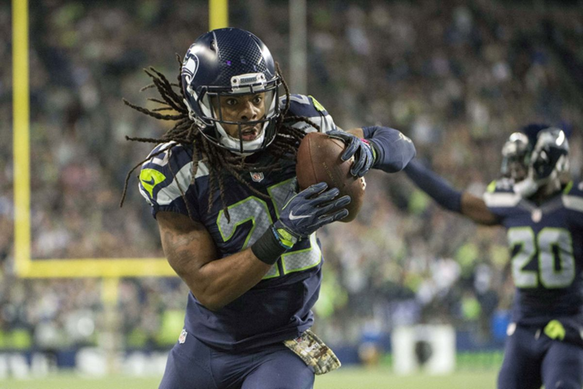 Seahawks Defensive Playmaker Richard Sherman Done For The Season