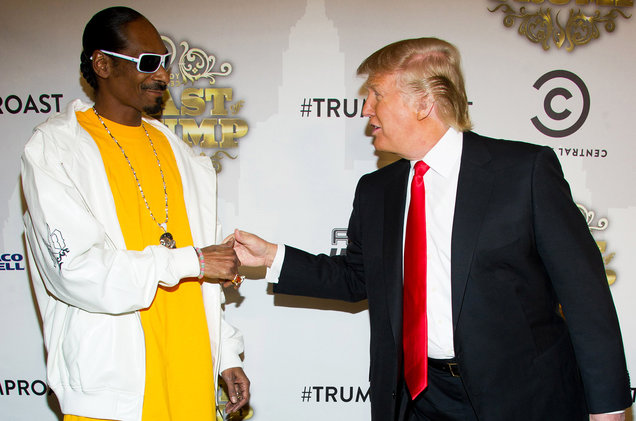 Snoop Dogg Sounds Off on Donald Trump