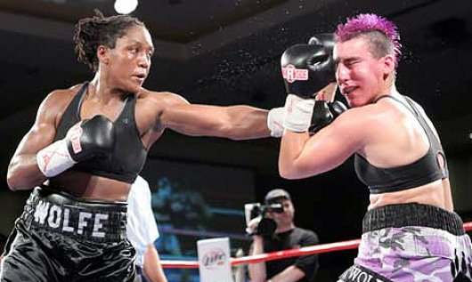 TNT to Develop a Series About Female Boxing Legend Ann Wolfe