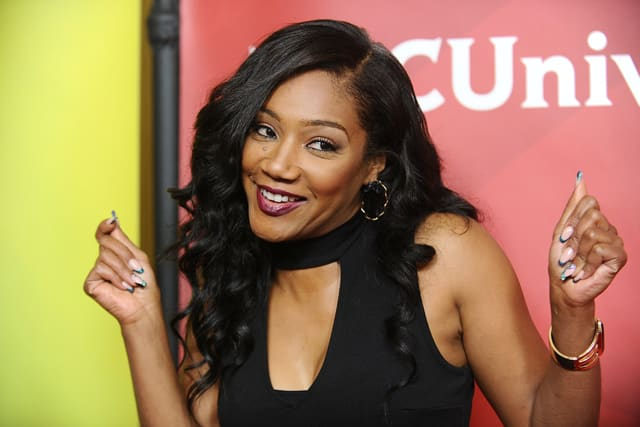 Tiffany Haddish Pushes Buttons in 'SNL' Promo