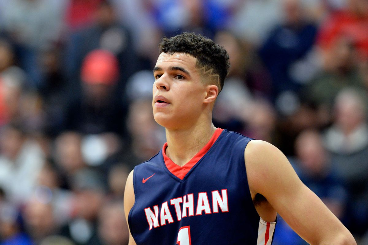 Top NBA 2018 Draft Prospect Micheal Porter Jr. Out For Season