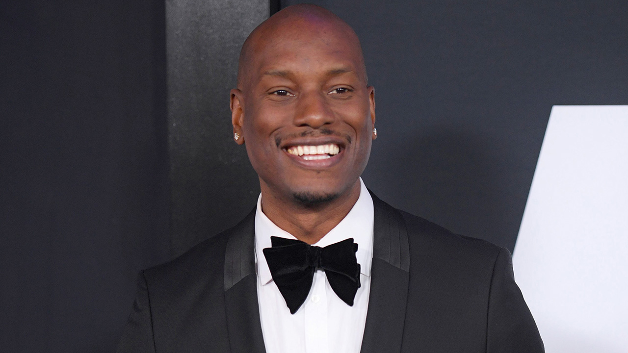 Tyrese is Preparing for a Major Facebook Announcement