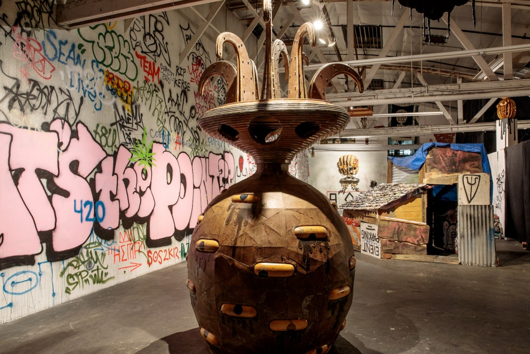 Wastedland SuperchiefGallery TodSeelie