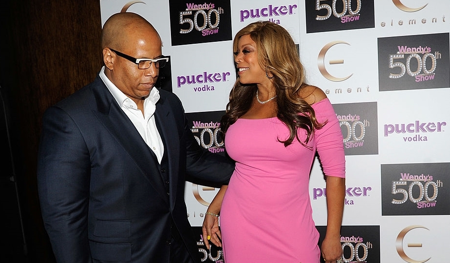 Wendy Williams' Husband is Still Creeping With his Mistress