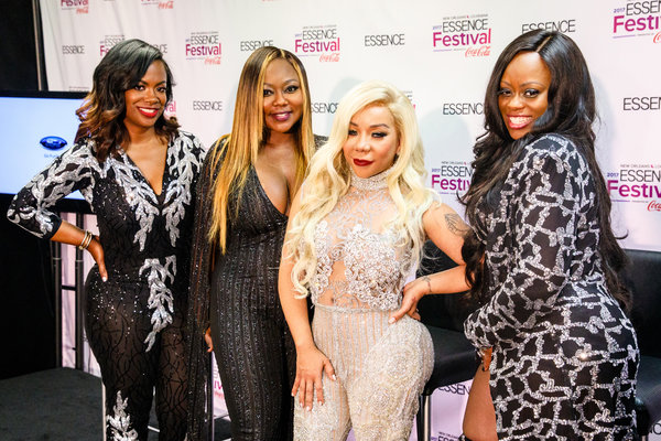 Xscape Will be Kickin' it Without Kandi Burruss