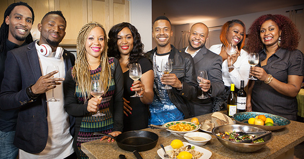 bringing it to table web series all black chefs