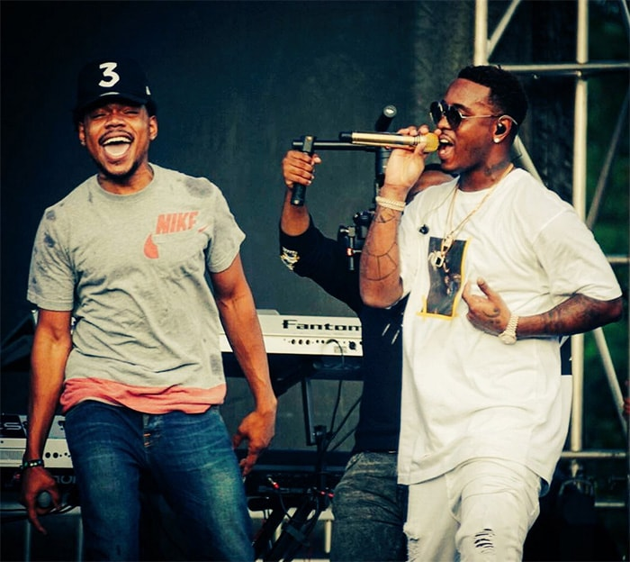 Chance Christmas Album.Chance The Rapper And Jeremih Are Dropping A Christmas Album