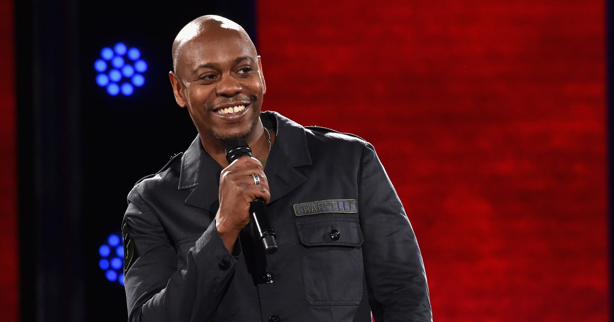 Dave Chappelle Nominated For Best Comedy Album At 2018