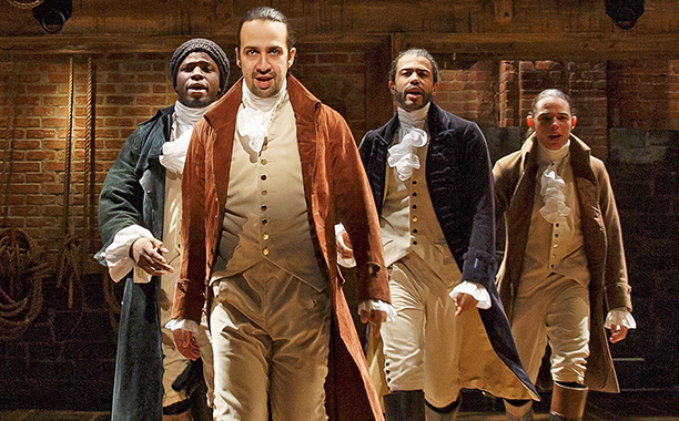 Lin-Manuel Miranda's 'Hamilton' Set for July 3 Debut on Disney Plus