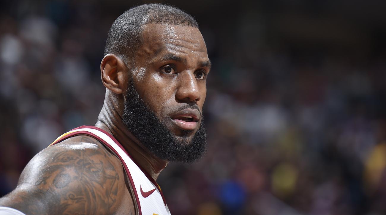 LeBron James believes Colin Kaepernick is being blackballed