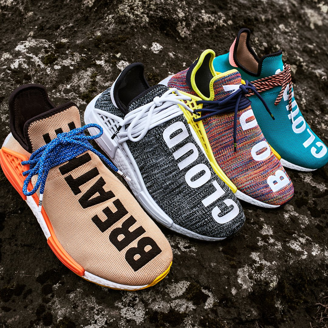 e33b624bb2cc3 Pharrell s Hiking Collection With Adidas Drops Friday