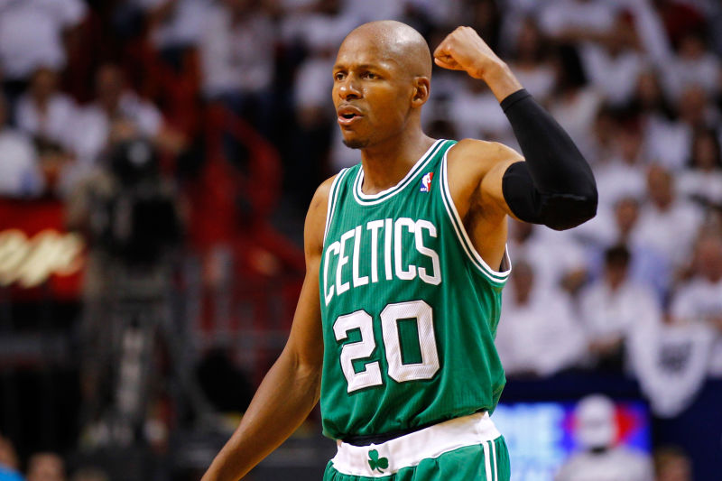 National Basketball Association star Ray Allen 'catfished' by man posing as women