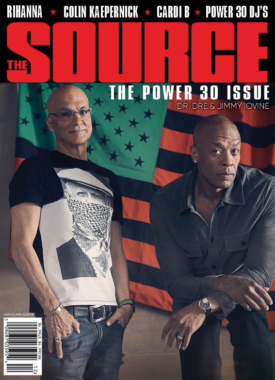 Dr. Dre and Jimmy Iovine Graces 2017 Power 30 Cover