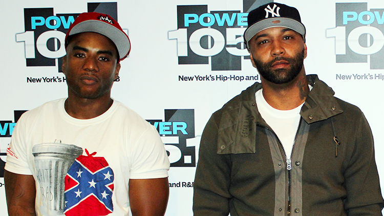 Joe Budden & Charlamagne Tha God Premiere 'This Year Was Dope/Trash'