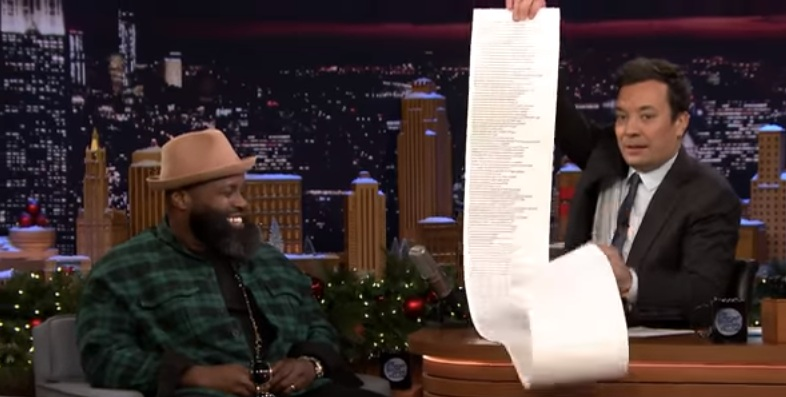 Black Thought Jimmy Fallon