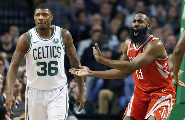 738f5990aea6 Boston Celtics  26-Points Comeback Stuns Houston Rockets