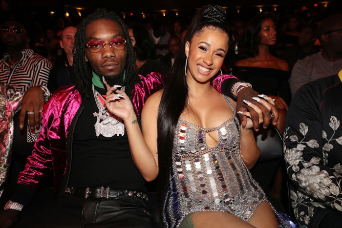 Cardi B Gifts Offset With a Rolls-Royce Wraith for His Birthday