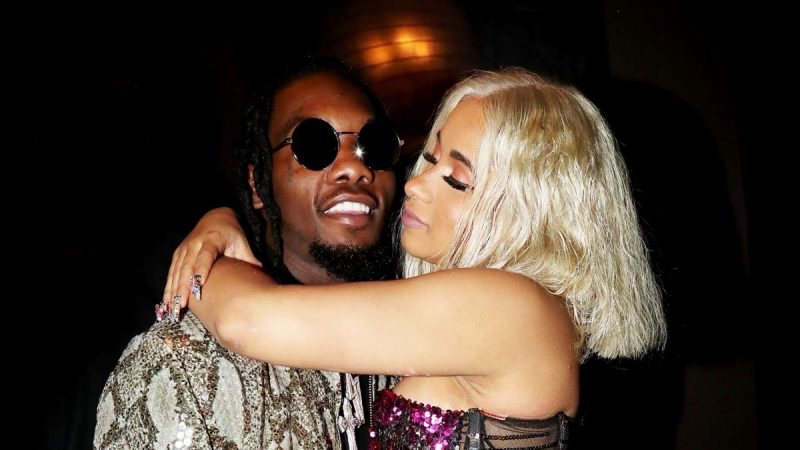 "Cardi B Warns Offset to Never Go Eric Benet: ""You Gon' Lose Your Wife"""