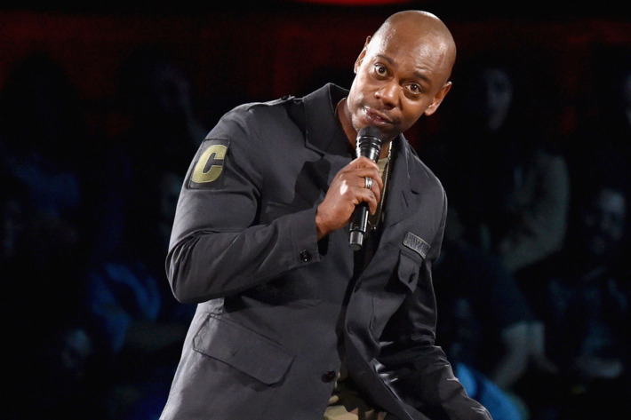Dave Chappelle Makes Fun Of Louis CK Accuser In New Netflix Special