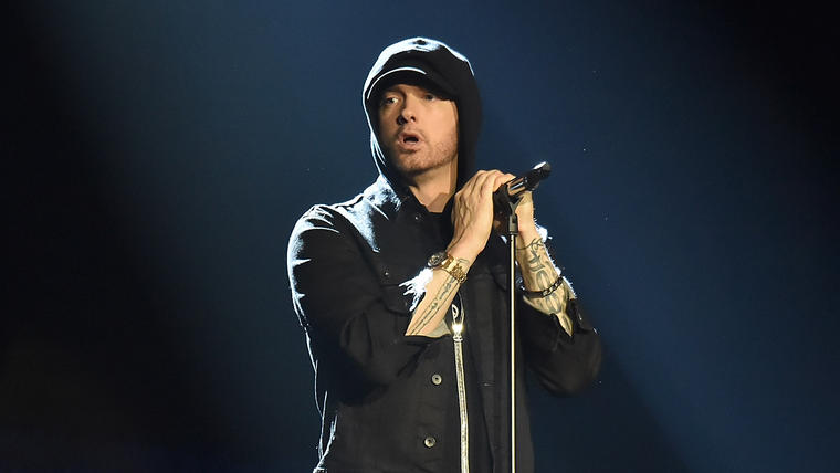 "Eminem Tackles White Privilege & Systematic Racism in New Single, ""Untouchable"""