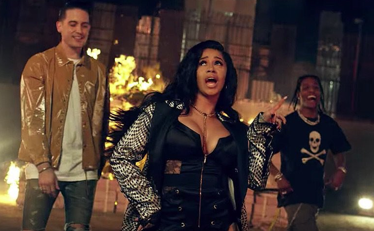 "G-Eazy Drops ""No Limit (Remix)"" Video Featuring Cardi B, A$AP Rocky, French Montana, Juicy J, & Belly"