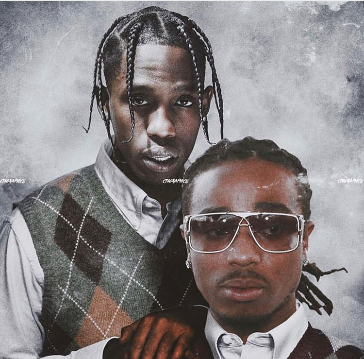 d3d0ad6f90e03 Travis Scott   Quavo Finally Release Joint Album  Huncho Jack
