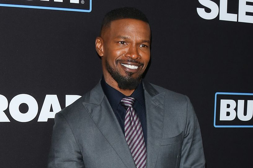 Jamie Foxx Does Stand-Up for the First Time in 15 Years