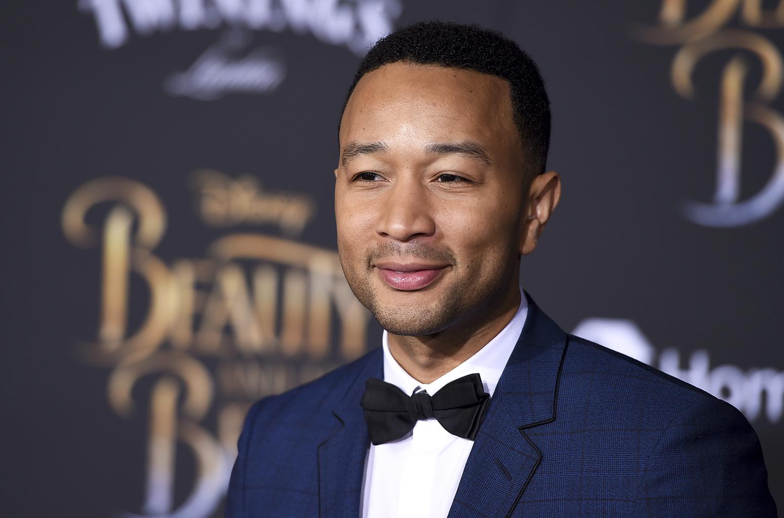 John Legend Set to Play Jesus in NBC's 'Jesus Christ Superstar Live in Concert!'