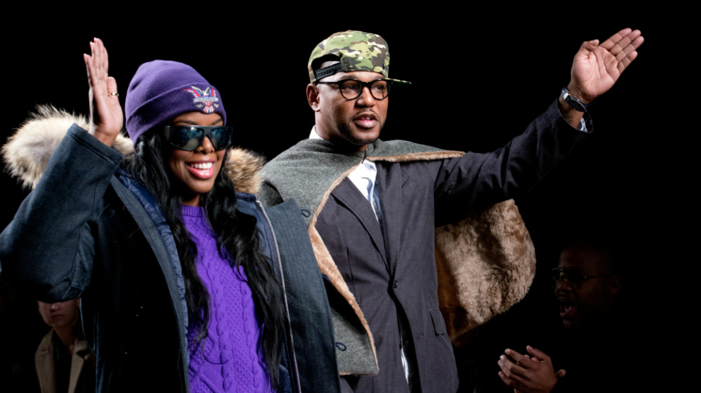 """Juju Opens Up About Break Up With Cam'ron: """"We Were Just Growing Apart"""""""