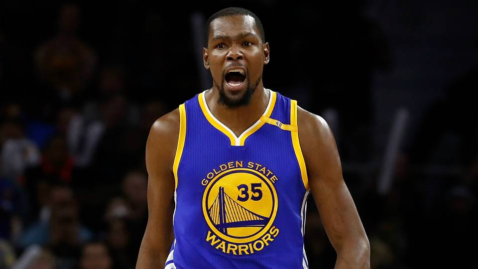 Kevin Durant Ejected After Dust-Up With Boogie Cousins