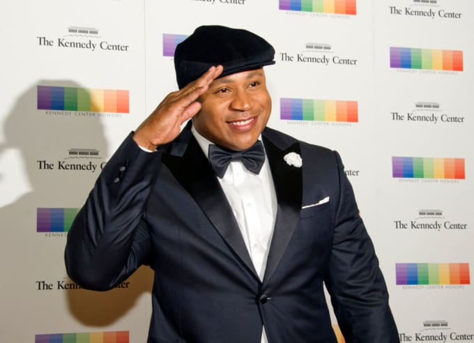 LL Cool J is the First Rapper to Receive Kennedy Center Honor