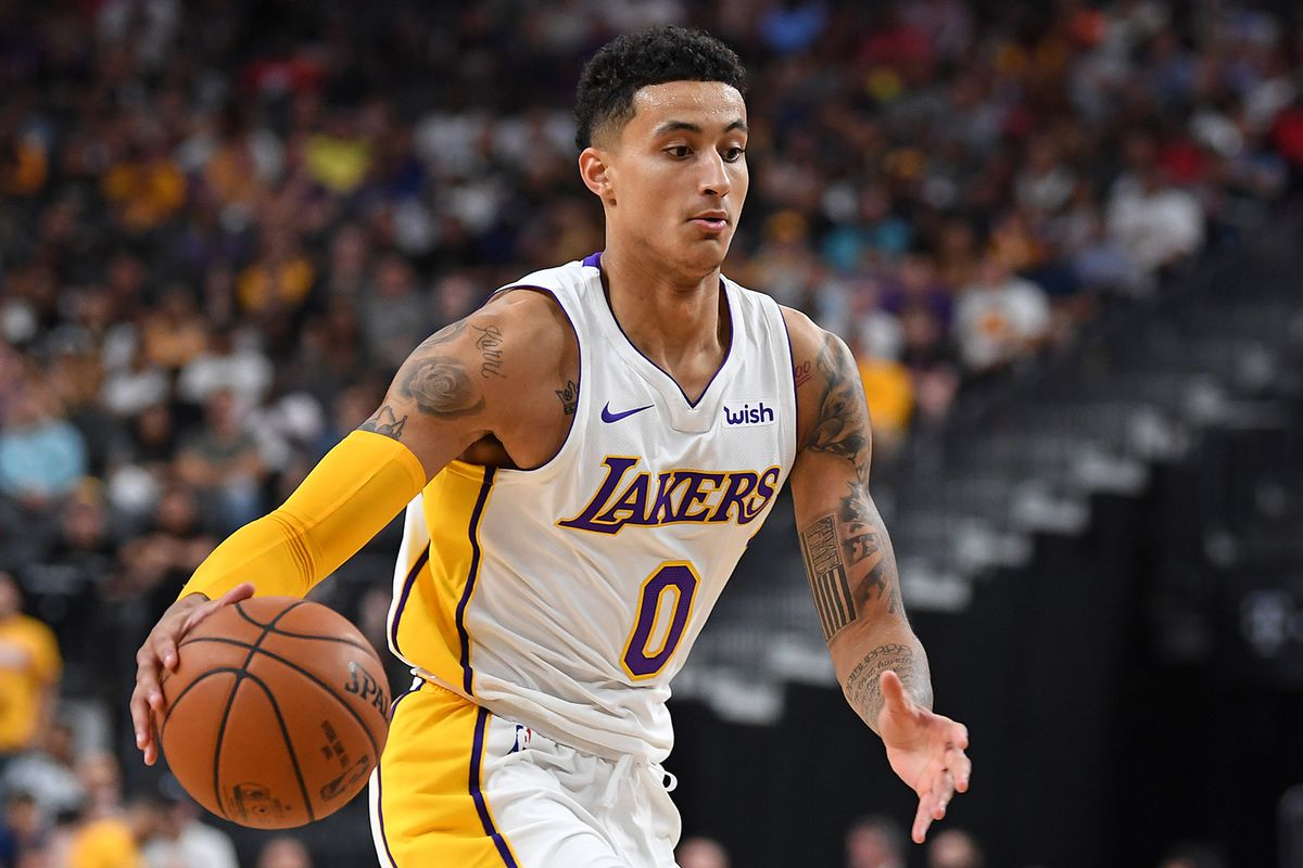 Fans Start Petition to Stop Kyle Kuzma From Getting a Ring If The Lakers Win The Finals