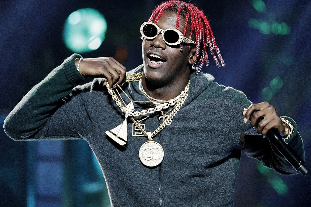 Lil Yachty Shows Off His Brand New Maybach on Instagram