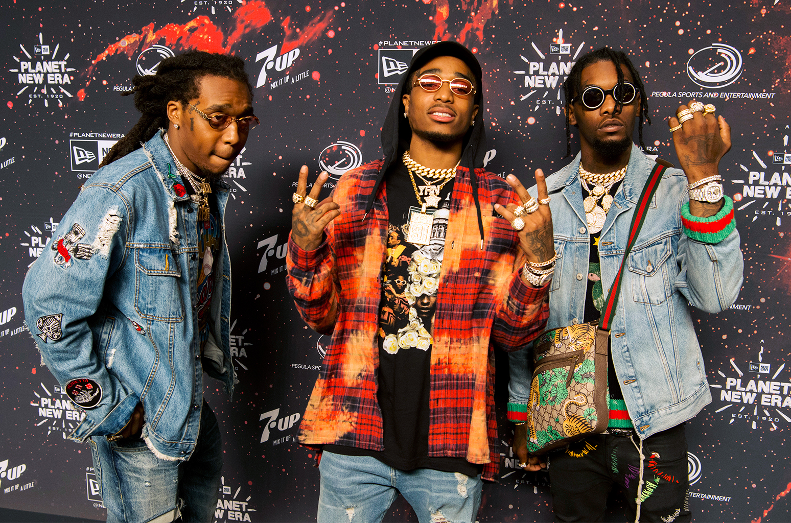 "Migos Release Pharrell-Produced Single, ""Stir Fry"""