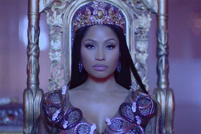Nicki Minaj's 2017 Features Ranked From Weakest to Hardest