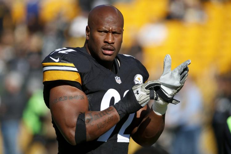 Pittsburgh Steelers' James Harrison Signs With New England Patriots