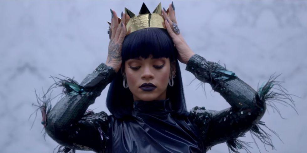 Rihanna's 'Anti' Spends 100 Weeks on Billboard 200