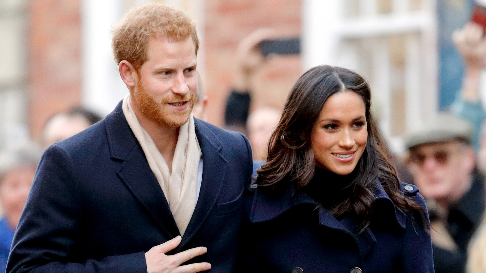 Royal Showdown Between Meghan Markle and Soon-To-Be In-Laws