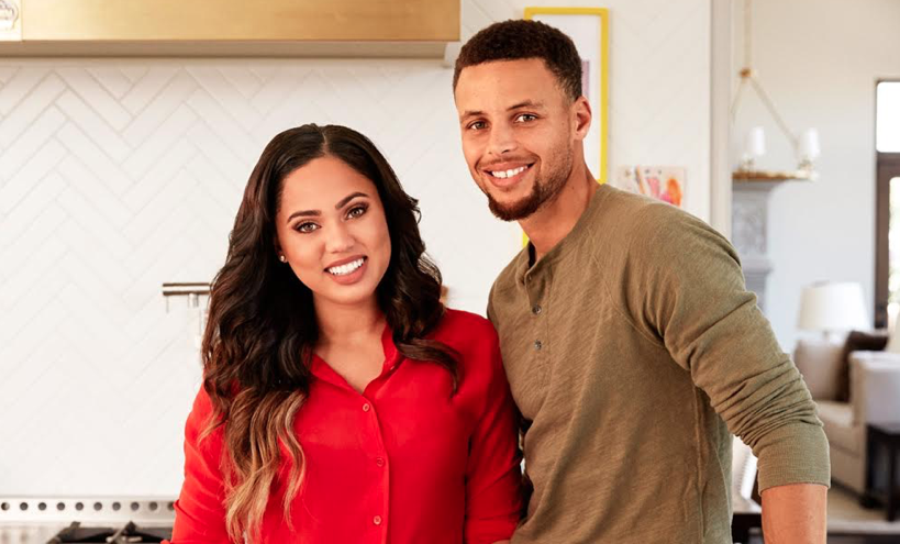 Ayesha Curry Reveals Steph Curry Stepped Up for Remote Learning