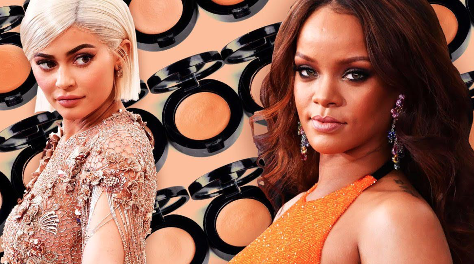 Holiday Make Up Wars: Kylie Jenner vs Rihanna