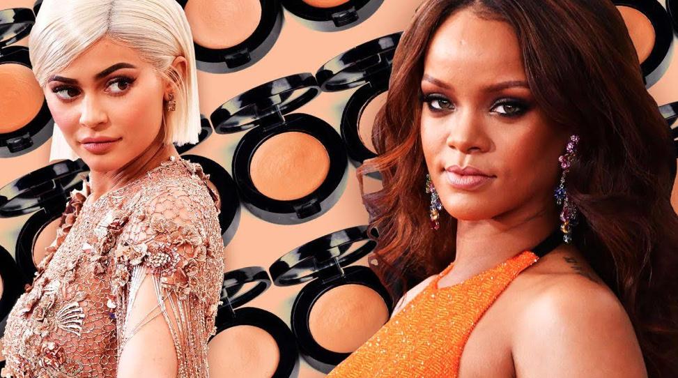 Holiday Make Up Wars: Kylie Jenner vs Rihanna