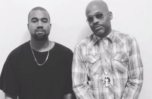 Damon Dash's 2018 Movie 'Honor Up' Confirms Kanye West as Executive Producer
