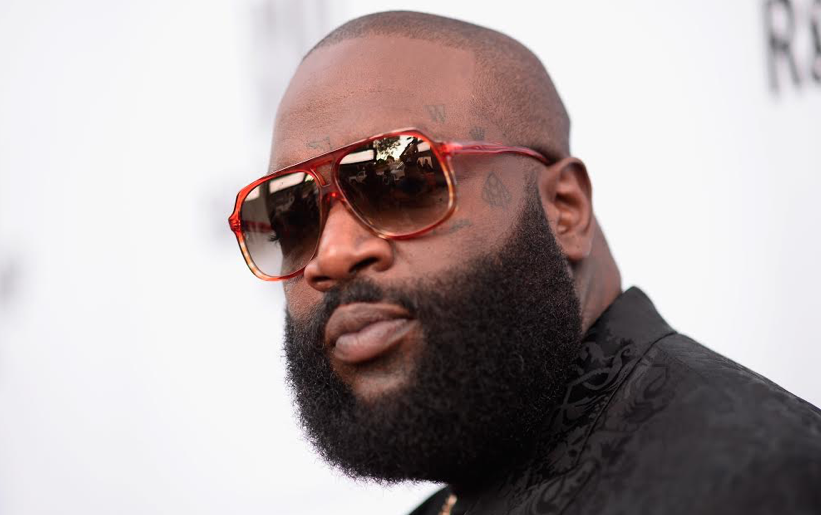 Rick Ross to Launch Luxury Hair and Beard Line