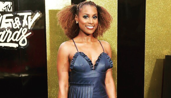 Issa Rae is a Golden Globe Nominee for her Role on 'Insecure'