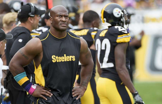 New England Patriots James Harrison Clapped Back At His