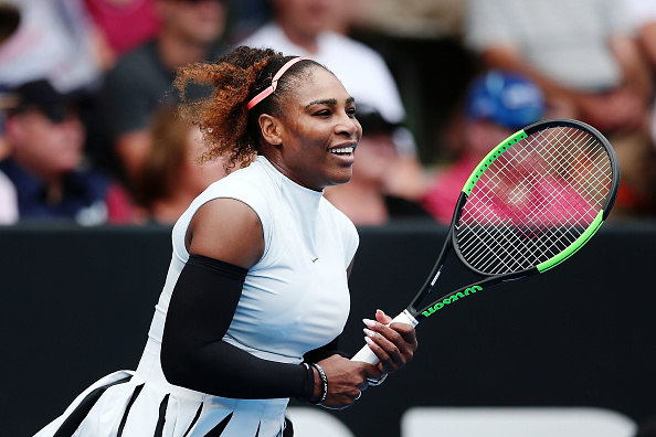 Serena Williams Set to Play Next Weekend for the First Time Since Giving Birth
