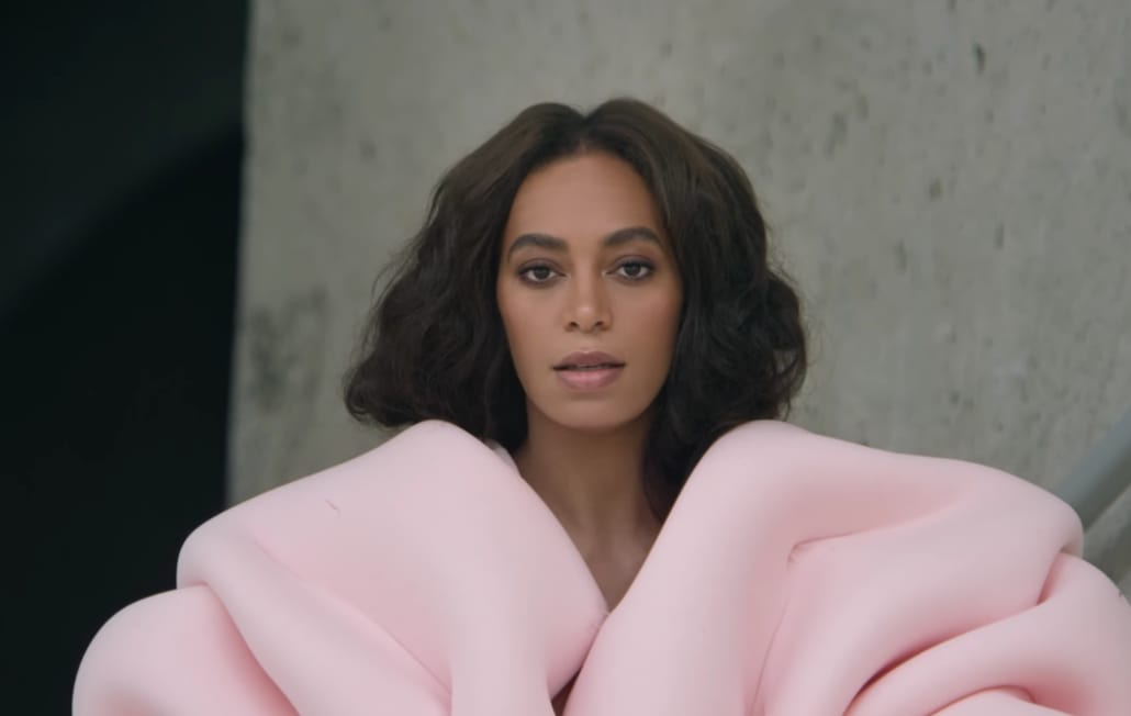 Solange Has Been Diagnosed With Autonomic Disorder